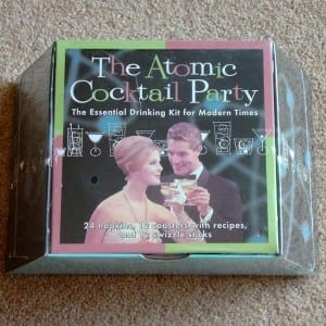 Last Gasp Atomic Cocktail Set