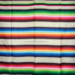 Multi-Coloured Archives - Hot Rod Tiki Mexican Blanket Texture