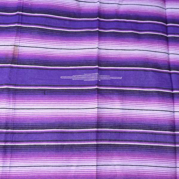 Mexican Blanket Purple And Lilac