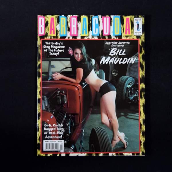 barracuda magazine number 21 hot rod tiki. Black Bedroom Furniture Sets. Home Design Ideas