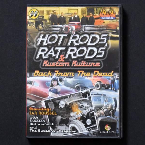 Hot Rods Rat Rods And Kustom Kulture Dvd Hot Rod Tiki