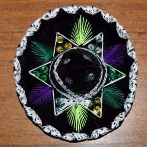 Mexican Sombreros - Mini