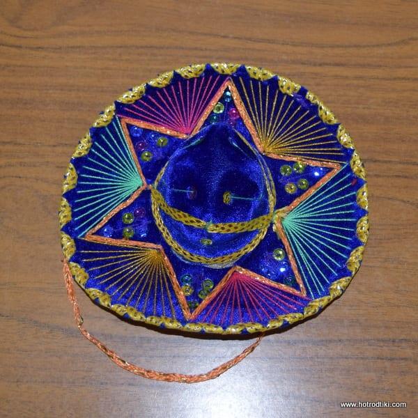 Mexican Sombreros - Mid Size