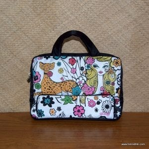 Fluff Laptop Bag 1