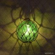 Green Fish Float Lamp 2