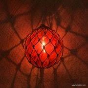 Red Fish Float Lamp 3