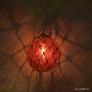 Red Fish Float Lamp 4