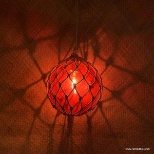 Red Fish Float Lamp 5