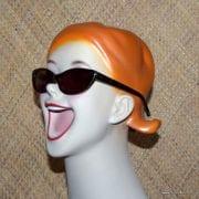 Tres Noir JANE Moss Tortoise Sunglasses 3