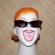 Tres Noir JANE Moss Tortoise Sunglasses 7
