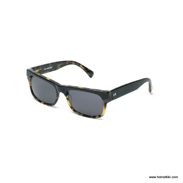 Tres Noir - Mens - The Upstart Sunglasses - Blonde Tortoiseshell