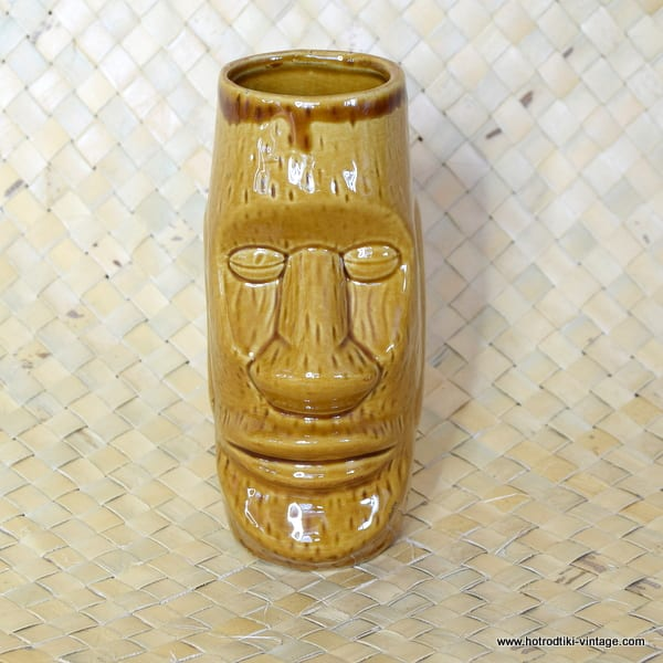 Vintage Dynasty Wholesale Moai Tiki Mug 1