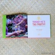 2005 Trader Vics Tiki Paty Cocktail Book 3