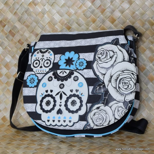 Loungefly Sugar Skull Handbag 1
