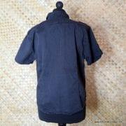 Vintage Style US Army Black Short Sleeved Shirt 6